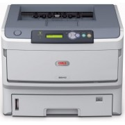 Imprimanta laser alb-negru OKI B840dn, A3, 40 ppm, Retea