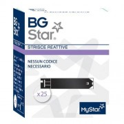 Sanofi Spa Bgstar Mystar Extra 25str