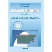 Instalatii frigorifice.Scheme si cicluri frigorifice.