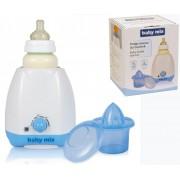 Baby Mix cumisüveg és bébiétel melegítő kék színben