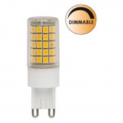 Globen Lighting LED lampa Klar 5,6W G9 Dimbar L58 Globen Lighting Globen Lighting