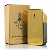 Paco rabanne one million 50 ml eau de toilette edt profumo uomo [ nuovo, originale , no-tester ]