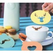 DOIY Design Hip Coffee Schablonen