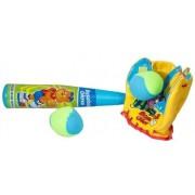 Jysk Partivarer Baseballspel till barn - 41 cm slagträ i lätt plast