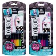 Cool Maker Airbrush Hair and Makeup Refill 2 Pack - Soft 'N Sweet Set & Runway Glam Set