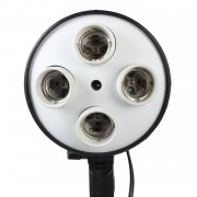 Grifon FL-305A патрон для ламп на 4 цоколя