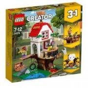 LEGO CREATOR Comorile casutei din copac 31078 pentru 7-12 ani