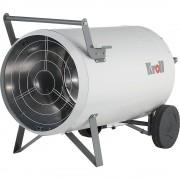 Gasheizer mit Automatikzündung Luftvolumen 1250 m³/h, LxBxH 538 x 317 x 700 mm