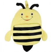 Ultra Cute Honey Bee School Bag 14 Inches -Yellow