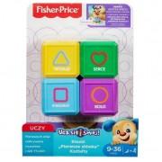 Fisher Price Pierwsze Słówka Kształty FJG26