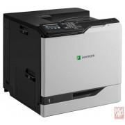 """Lexmark CS827de, A4, 1200dpi, 57/57ppm, Duplex, 4.3"""" touch, USB/LAN"""