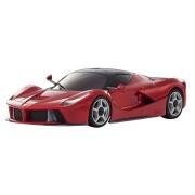 Kyosho Mini Z Autoscale Body La Ferrari Vehicle, Metallic Red