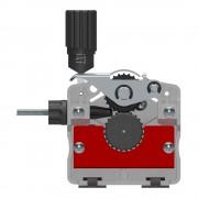 Mecanism de avans CWF 300 cu două role (echipat Ø0,6-0,8-1,0)