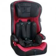 Столче за кола 9-36 кг. Solero Isofix, Lorelli, черно / червено, 0740209