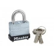 Lacat 105EURD 29MM Otel laminat cu belciug 5mm, Master Lock