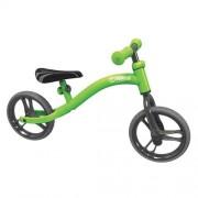 Ybike YVelo Air green - bicicleta fara pedale