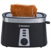 Westinghouse TO2KS-CF 800 W Pop Up Toaster(Black & Grey)
