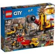 LEGO 60188 LEGO City Mining Gruvexperternas läger