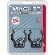 MagLite USA - Wandklemmen - Voor D-Cell staaflamp