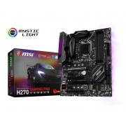 MSI H270 GAMING PRO CARBON Intel H270 LGA 1151 (Socket H4) ATX motherboard