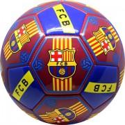 Minge FC Barcelona All Logos Spartan marimea 5