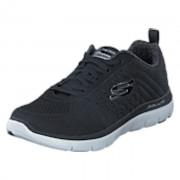 Skechers Flex Advantage 2.0 52185 BKW, Shoes, svart, EU 40