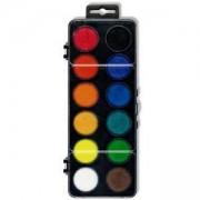 Комплект водни бои Koh-i-Noor, 12 цвята, 2200049