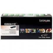 Lexmark E260A11E Original Toner Cartridge Black