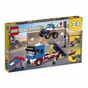 ESPECTACULO ACROBATICO AMBULANTE LEGO 31085