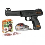 GAMO AIR PISTOL 4.5MM SURVIVAL SET BEAR GRYLLS