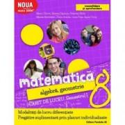 Mate 2000 consolidare. Matematica. Algebra geometrie. Caiet de lucru. Clasa a VIII-a. Semestrul I