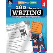180 Days of Writing for Fourth Grade (Grade 4): Practice, Assess, Diagnose, Paperback/Kristin Kemp
