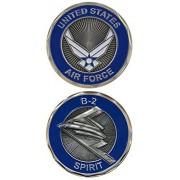 United States Air Force B-2 Spirit Challenge Coin