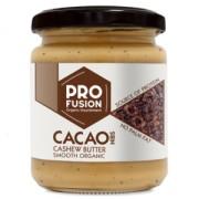 Unt fin din nuci caju cu miez de cacao