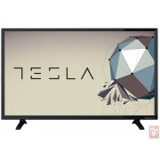 "49"" Tesla 49S317BF, FullHD LED, 1920x1080, 60Hz, 450cd/m2, 100000:1, 8ms, 2x6W, VGA/HDMI/USB/SCART"