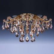 Plafonier cristal Bohemia diametru 56cm MARIA TEREZIA 22 complete 8008 CE
