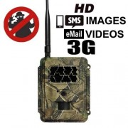 Camera Vanatoare de Supraveghere, Full HD Spromise S358 3G