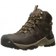 Keen Men s Gypsum II Mid WP Shoe Coffee Bean/Bronze Mist 9.5 D(M) US