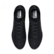Nike Mercurial Superfly V Fußballschuh für normalen Rasen - Schwarz