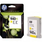 HP Inkoustová kazeta 940 XL originál žlutá C4909AE