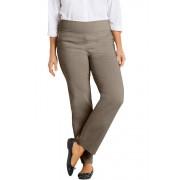 Womens Sara Bengaline Pull On Pant - Stone Trousers