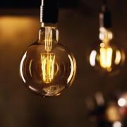 LED FILAMENT SIJ. G95,6W,620LM,E27 PROST