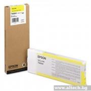 EPSON Yellow Inkjet Cartridge for Stylus Pro 4800/ 4880, 220ml (C13T606400)