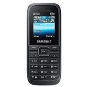 Samsung Guru FM Plus (Dual Sim 1.5 Inch Black) B110e