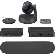 Logitech Rally Ultra-HD 4K web kamera 1440 x 720 piksel postolje