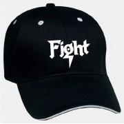 Шапка с козирка - Fight