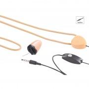 Callstel Induktives Spy-Headset SHS-100 mit 3,5-mm-Klinkenstecker