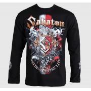 Majica muška dugi rukav Sabaton -Swedisch Empire Live - Crno - Carton - 427