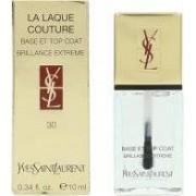 Yves Saint Laurent La Laque Couture Esmalte de Uñas 10g 30 Base Top Coat