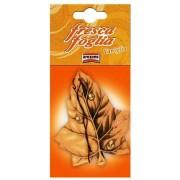 PROFUMATORE AUTO AREXONS - FRESCA FOGLIA - fragranza VANIGLIA